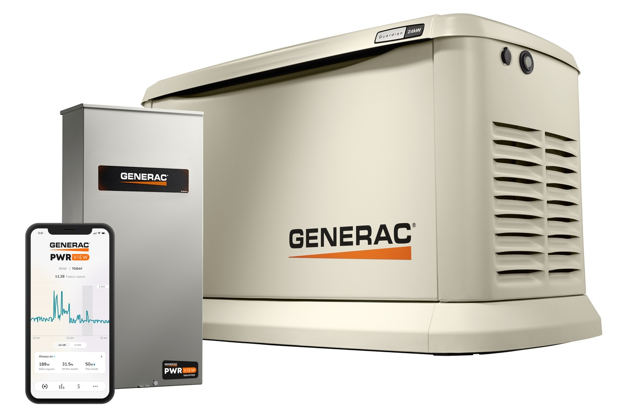 Generac Generator Installer near Union County, NJ
